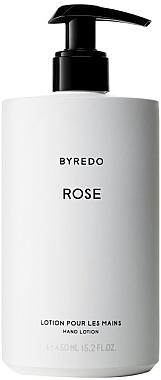 Byredo Rose - Лосьон для рук