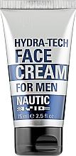 Духи, Парфюмерия, косметика Увлажняющий крем для лица - Mades Cosmetics Nautic Hydra-Tech Face Cream