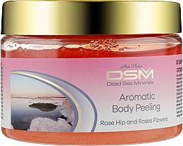 """Духи, Парфюмерия, косметика Пилинг для тела """"Аромат Розы и Шиповника"""" - Mon Platin DSM Moisturising Body Peeling Soap"""