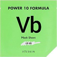Духи, Парфюмерия, косметика Тканевая маска для проблемной кожи - It's Skin Power 10 Formula Mask Sheet VB