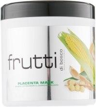 Духи, Парфюмерия, косметика Маска для волос с растительной плацентой и ароматом груши - Frutti Di Bosco Placenta Mask