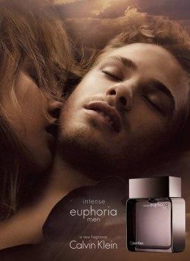 Calvin Klein Euphoria Men Intense - Туалетная вода — фото N3