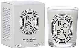 Духи, Парфюмерия, косметика Ароматическая свеча - Diptyque Roses Candle