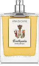 Духи, Парфюмерия, косметика Carthusia Aria Di Capri - Туалетная вода (тестер без крышечки)
