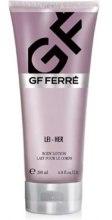 Духи, Парфюмерия, косметика Gianfranco Ferre GF Ferre Lei-Her - Лосьон для тела