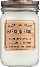 Духи, Парфюмерия, косметика Kobo Broad St. Brand Passion Fruit - Ароматическая свеча
