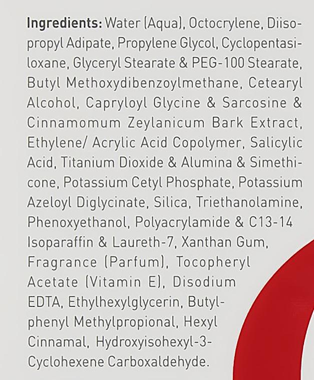 Захисний крем SPF-15 - Gigi Derma Clear Skin Protective Lotion SPF 15 — фото N4