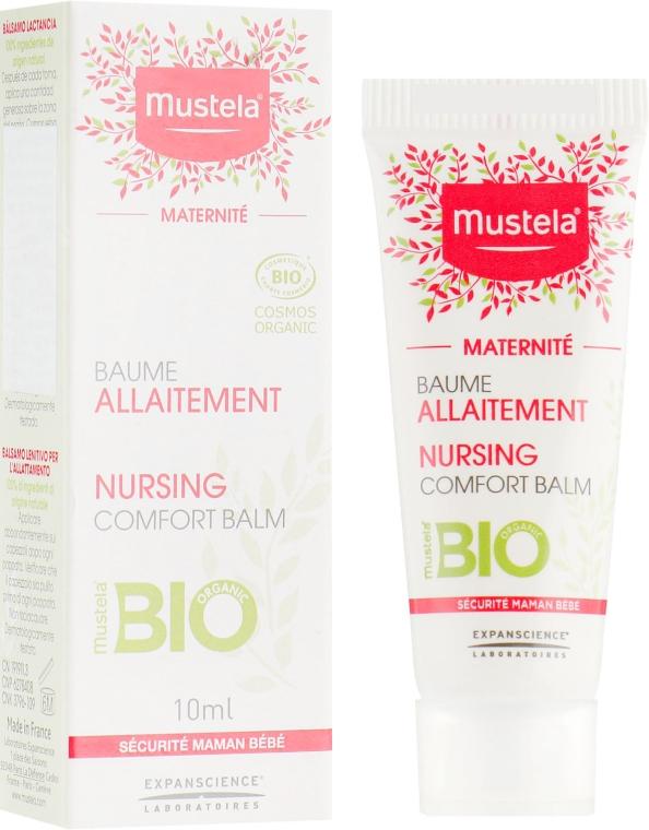 Бальзам для комфортного кормления грудью - Mustela Maternite Nursing Comfort Balm Bio