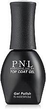 Верхнее покрытие для гель-лака - PNL Top Coat Gel — фото N1