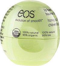 Духи, Парфюмерия, косметика Бальзам для губ - Eos Organic Honeysuckle Hd Smooth Sphere Lip Balm