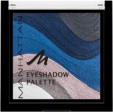 Духи, Парфюмерия, косметика Тени для век - Manhattan Eyeshadow Palette