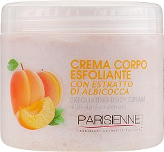 Духи, Парфюмерия, косметика Скраб для тела абрикосовый - Parisienne Italia Body Scrub With Apricot Extract