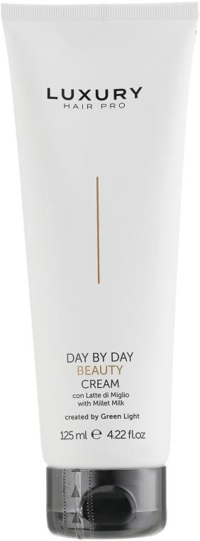Крем для волосся - Green Light Day By Day Beauty Cream With Millet Milk — фото N1
