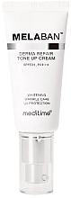 Духи, Парфюмерия, косметика Солнцезащитный крем с тонирующим эффектом - Meditime Melaban Derma Repair Tone Up Cream SPF 50+ PA+++