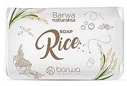 Духи, Парфюмерия, косметика Мыло c экстрактом рисового белка - Barwa Natural Rice Soap