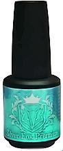 Духи, Парфюмерия, косметика База каучуковая прозрачная для гель-лака - Silver Fox Premium Base Rubber