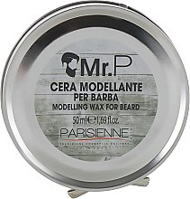 Духи, Парфюмерия, косметика Воск для бороды - Parisienne Italia Mr. P Modelling Wax For Beard