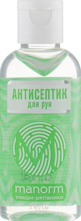 Антисептик для рук манорм-гель - MDM