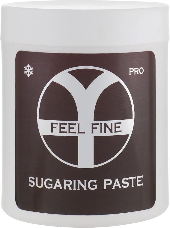 "Паста для шугаринга ""Снежинка"" - Feel Fine Pro Sugaring Paste Medium"