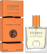 Духи, Парфюмерия, косметика Esteban Tourbillon de thé - Туалетная вода
