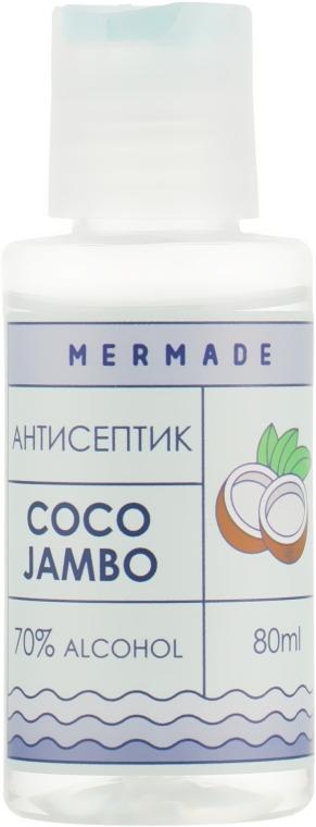 """Антисептик для рук """"Coco Jambo"""" - Mermade 70% Alcohol Hand Antiseptic"""