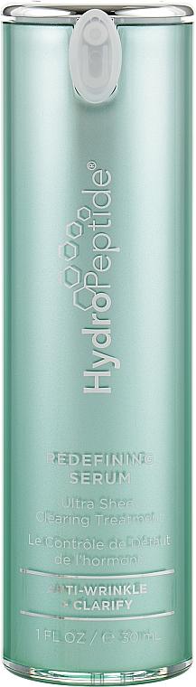 Противовоспалительная сыворотка для проблемной кожи - HydroPeptide Redefining Serum