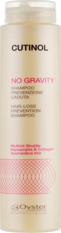 Шампунь против выпадения волос - Oyster Cosmetics Cutinol No Gravity Shampoo