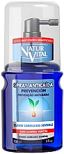 Духи, Парфюмерия, косметика Спрей против выпадения волос - Natur Vital Anticaida Prevencion Cuero Cabelludo Sensible Spray