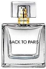 Духи, Парфюмерия, косметика Jose Eisenberg Back to Paris - Парфюмированная вода (тестер с крышечкой)