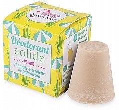 Духи, Парфюмерия, косметика Твердый дезодорант для тела - Lamazuna Solid Deodorant With Palmarosa