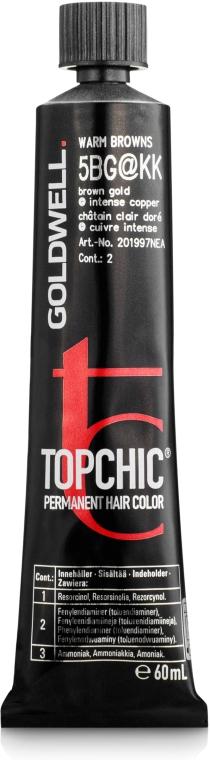 Goldwell Topchic Permanent Hair Color - Краска для волос