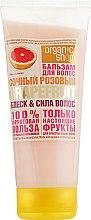 """Духи, Парфюмерия, косметика Бальзам для волос """"Розовый грейпфрут"""" - Organic Shop Organic Conditioner"""