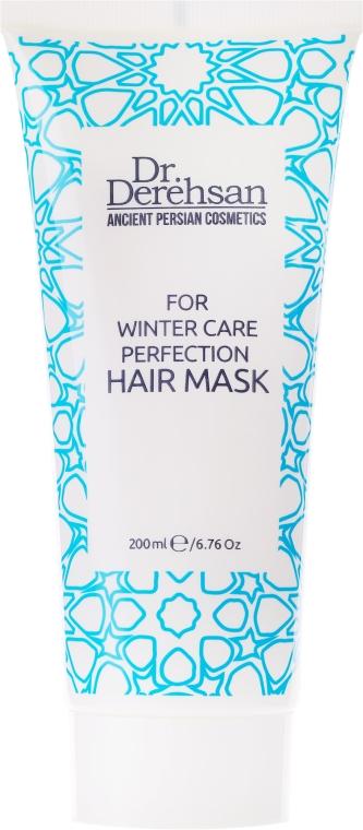 "Маска для волос ""Зимний уход"" - Dr. Derehsan Winter Perfection Hair Mask"
