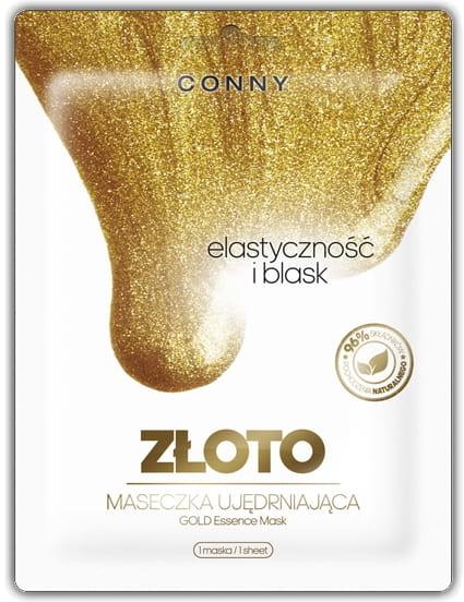 "Маска для лица ""Золото"" - Conny Gold Essence Mask"
