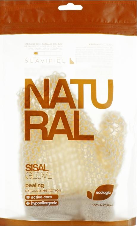 Мочалка-перчатка - Suavipiel Natural Sisal Glove