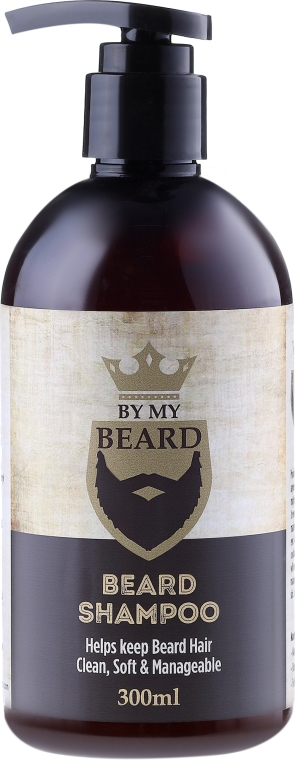 Шампунь для бороды - By My Beard Beard Care Shampoo
