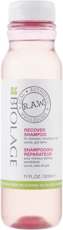 Шампунь восстанавливающий - Biolage R.A.W. Recover Shampoo