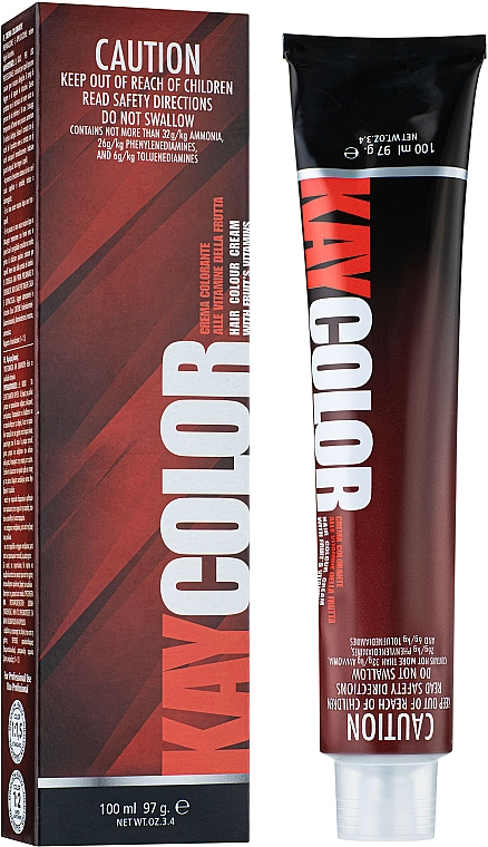 Крем-краска для волос - KayPro KayColor