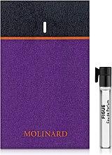 Духи, Парфюмерия, косметика Molinard Figue - Парфюмированная вода (пробник)