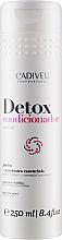 Духи, Парфюмерия, косметика Кондиционер для волос - Cadiveu Detox Conditioner
