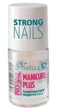 Духи, Парфюмерия, косметика Суперзащитное покрытие 3в1 для ногтей - Ninelle Manicure Plus Profnail