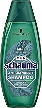 "Духи, Парфюмерия, косметика Шампунь для мужчин ""Мята и лемонграсс"" - Schwarzkopf Schauma Men Anti-Dandruff Shampoo"