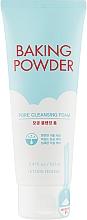 Парфумерія, косметика Глибоко очищувальна пінка з содою для обличчя з потрійною дією - Etude House Baking Powder Pore Cleansing Foam