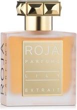 Духи, Парфюмерия, косметика Roja Parfums Lily Extrait - Духи (тестер с крышечкой)
