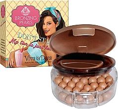 Духи, Парфюмерия, косметика Бронзер в шариках для лица - Viva La Diva Bronzing Pearls
