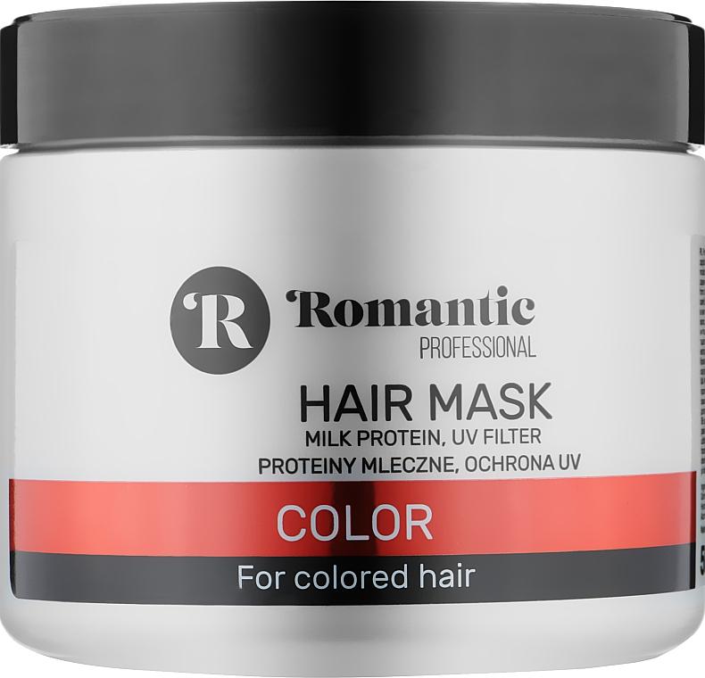 Маска для окрашенных волос - Romantic Professional Color Hair Mask