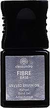 Духи, Парфюмерия, косметика База для ногтей со стекловолокном - Alessandro International UV/LED Brush On Fiber Base