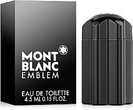 Духи, Парфюмерия, косметика Montblanc Emblem - Туалетная вода (мини)