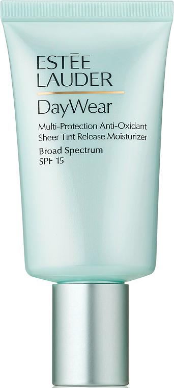 Увлажняющий крем с тональным оттенком - Estee Lauder DayWear Plus SPF15