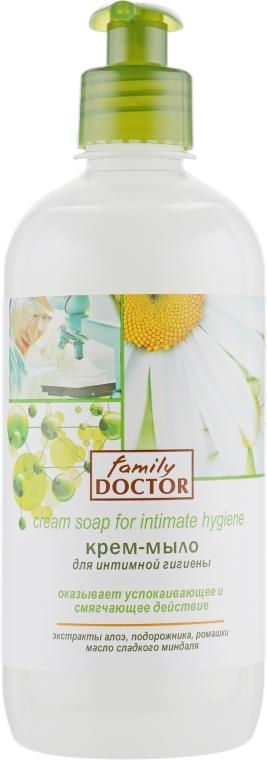 Крем-мыло для интимной гигиены - Family Doctor